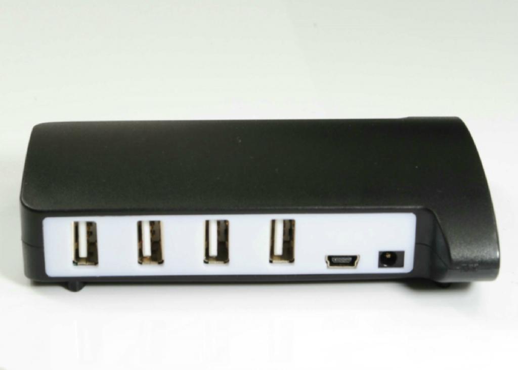 USB 2.0 Four Ports Hub  GU2027A  3