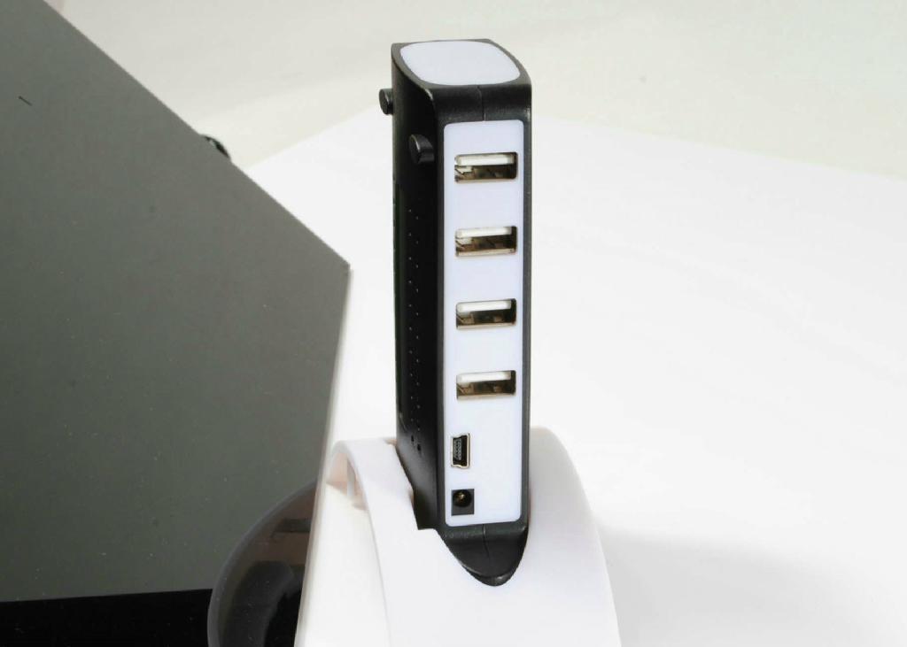 USB 2.0 Four Ports Hub  GU2027A  5