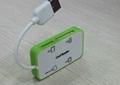 USB 2.0 Multi Cards Reader    GC008C  2