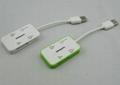 USB2.0多功能讀卡器  GC008C  5
