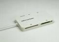 USB 2.0 Multi Cards Reader    GC004B