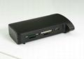 USB2.0多功能讀卡器  GC2028A   2