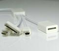 USB2.0線型Combo(手