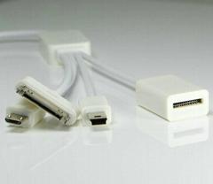 USB2.0线型Combo(手机伴侣)  GC007A