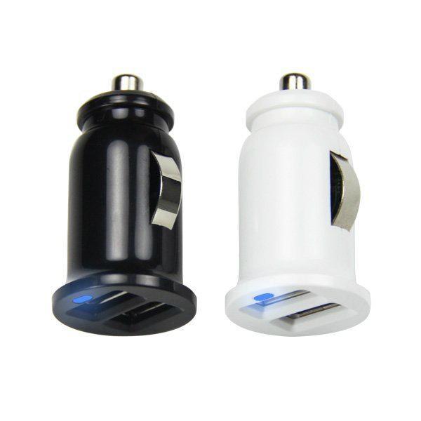 双USB车载充电器3.1A  GC8301 2