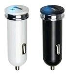 单USB车载充电器2.4A  GC8305 2