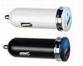 单USB车载充电器2.4A  GC8305 3