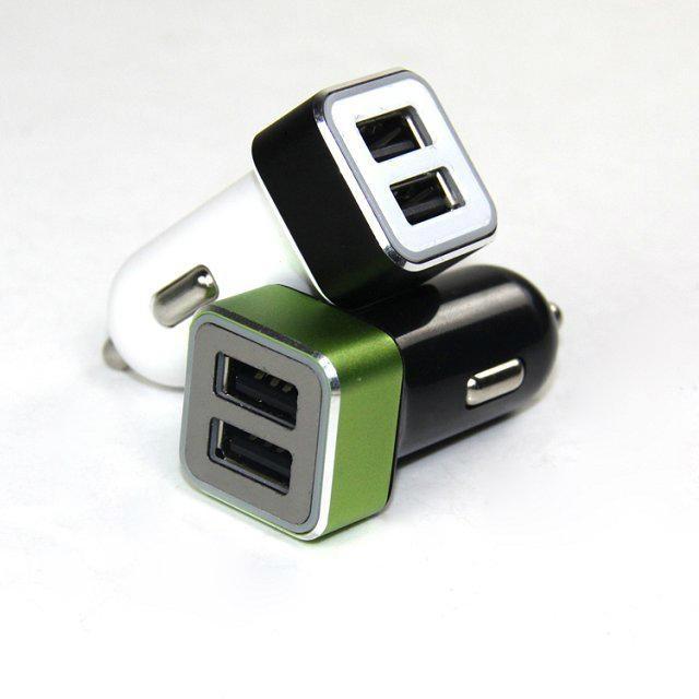 双USB车载充电器4.2A  GC8306 5
