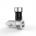 双USB车载充电器2.4A  GC8307 5
