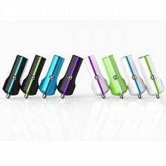 單USB車載充電器1.0A  GC8305