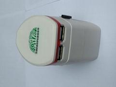 全球通转换插座(GWA8305)
