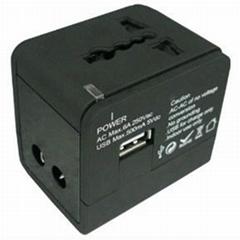 全球通转换插座(GWA8308)