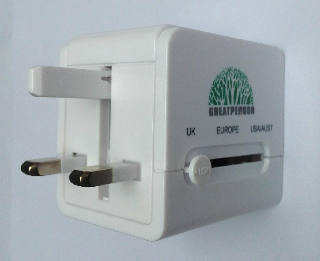 All in One World Travel Adapter Kit(GWA8309)   2