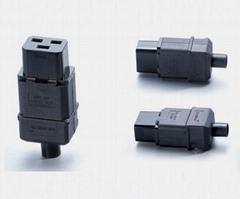 C19接線插座