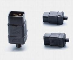 IEC320接线插头