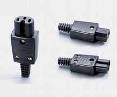 IEC320 C15接线头