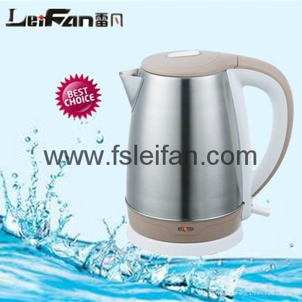 healthy drink portable food grade electric kettle 2