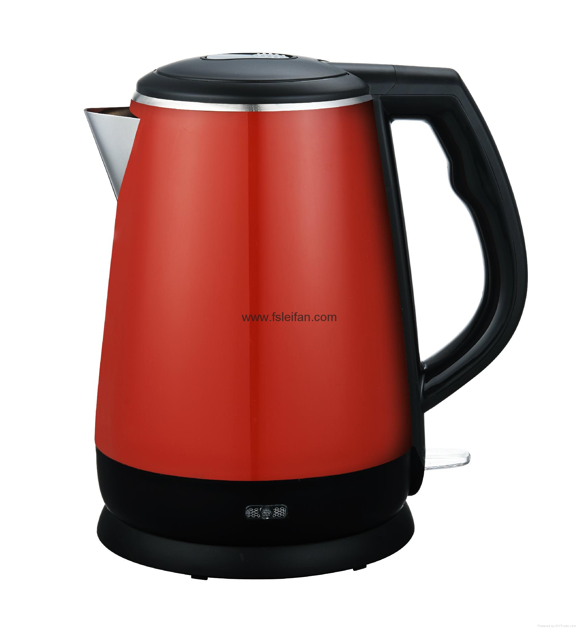 1.5L cordless double wall electric kettle 4