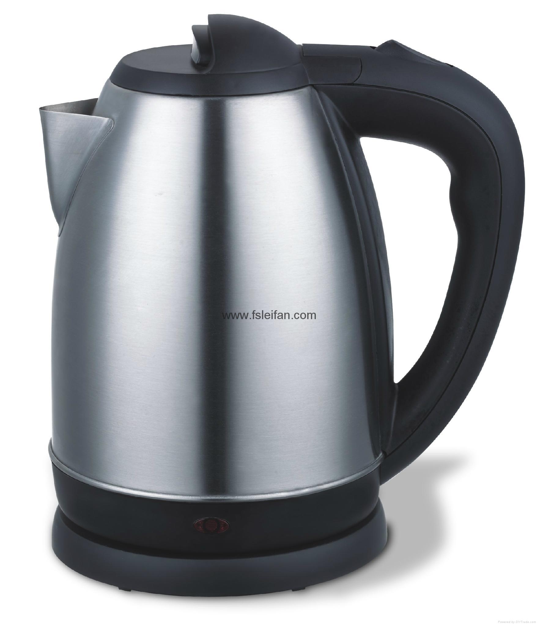 1.2L,1.5L,1.8L housing electrical kettle 4