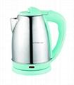 1.2L,1.5L,1.8L housing electrical kettle 5