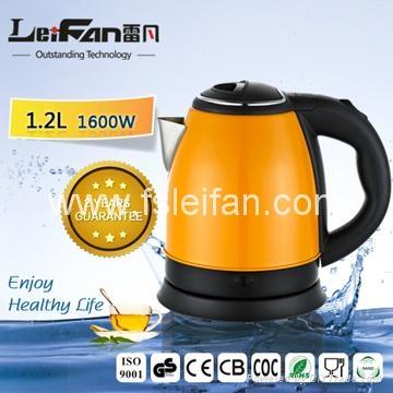 Electric kettle home appliance stainless steel tea kettle 1