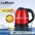 Electric kettle home appliance stainless steel tea kettle 2