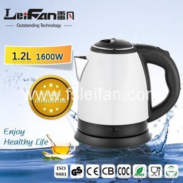 Electric kettle home appliance stainless steel tea kettle 3
