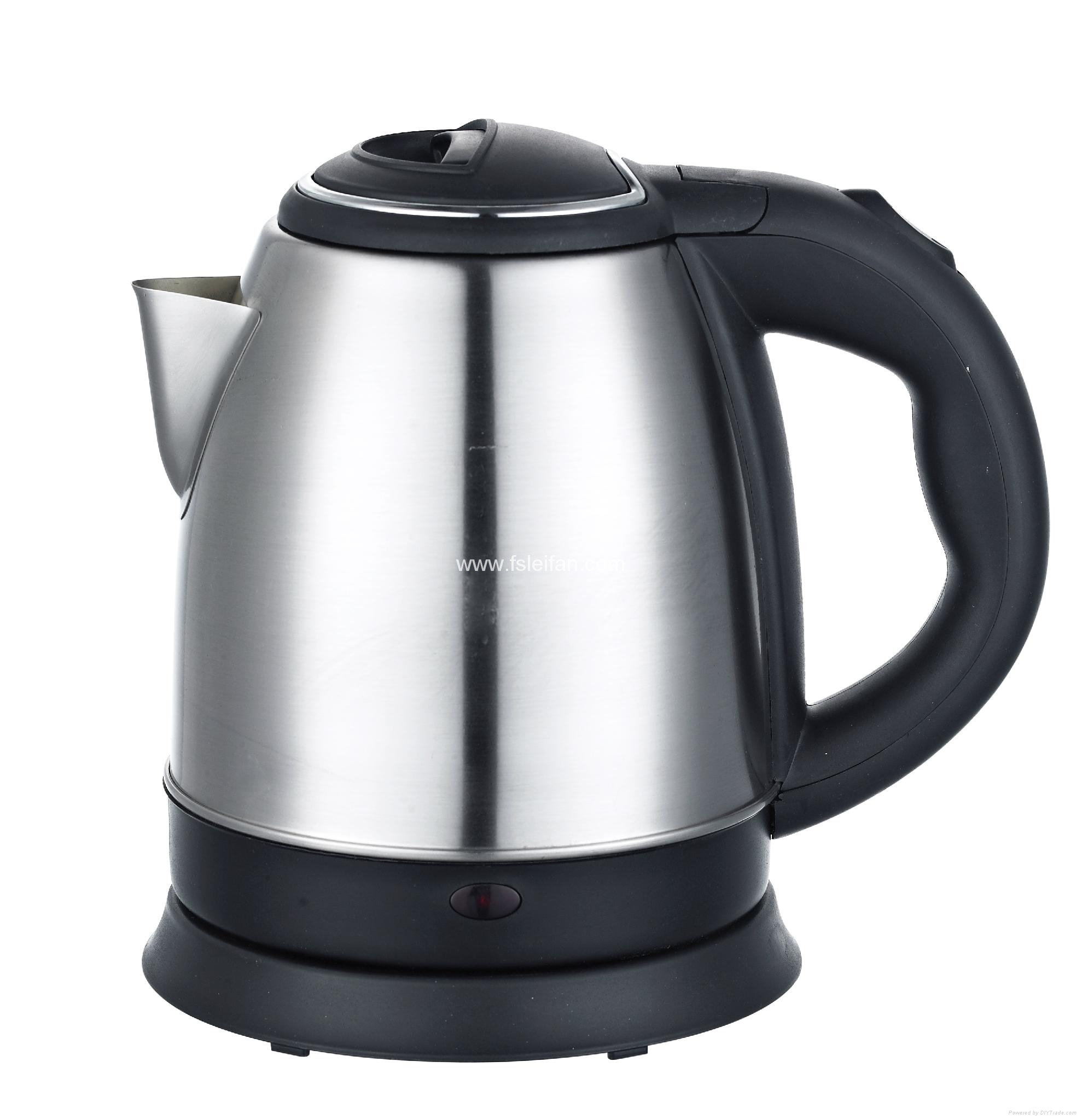electric kettle home appliance stainless steel tea kettle lf 7009 leifan china manufacturer. Black Bedroom Furniture Sets. Home Design Ideas