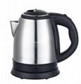 Electric kettle home appliance stainless steel tea kettle 4
