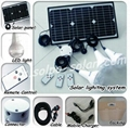 solar lighting system for home use solar