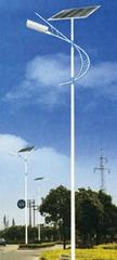solar energy lighting for outdoor street light new product 2014
