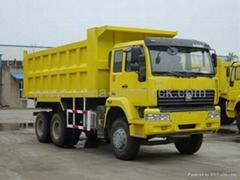 For sale SINOTRUK SWZ DUMPER TRUCK 6x4