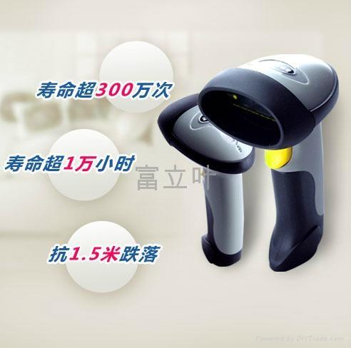 藍牙激光條碼掃描槍—CT10X 1
