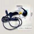 藍牙激光條碼掃描槍—CT10X 4