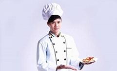 酒店餐饮厨师职业装定做