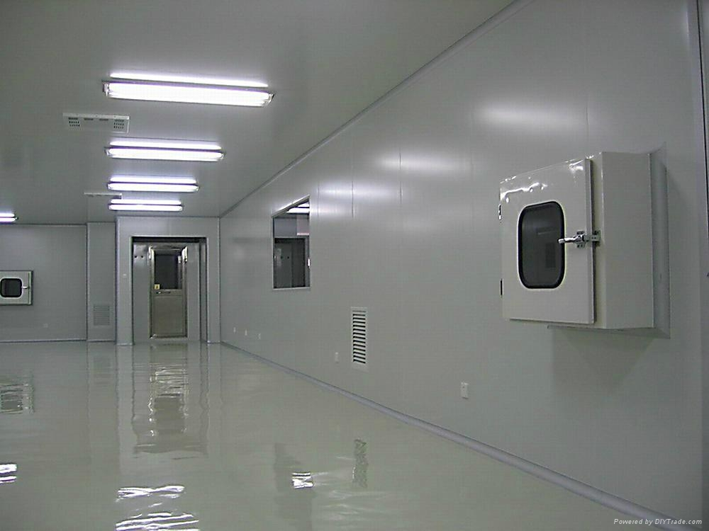 Clean Room: Cleanroom Pass Box With Air Filter Price