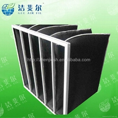 arge Airflow Smell Removal Active Carbon Chemical Pocket Air Filter