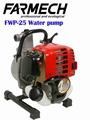 FWP25 四行程抽水機