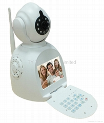Network Phone Camera NPC Easy to use and carry 2014 Newest  CCTV  high quality