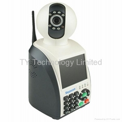 Network Phone Camera NPC vedio network