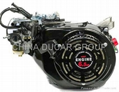 gasoline engine for kart racing bike