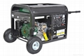 Gasoline generators, EPA/CSA/GS approved