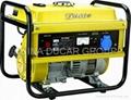 EPA/CSA approved portable generator