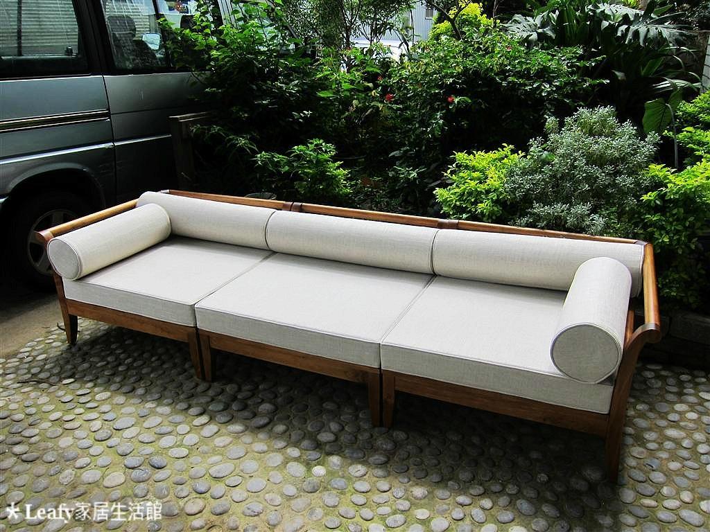 度假风木沙发椅(台湾制)