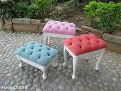 古典化妝椅(台灣製)