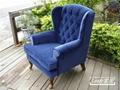 古典主人椅沙发