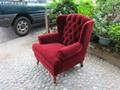 古典主人椅沙發