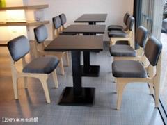 現代化餐桌椅
