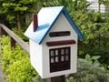木制造形信箱