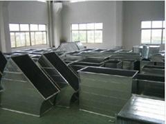 工廠除塵風管